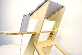 Standing Desk For Laptop Standing Desk Portable Image Of The Portable Standing Desk