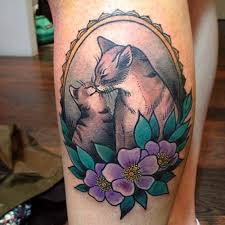 100 examples of cute cat tattoo tattoo traditional and cat