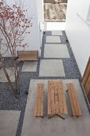 Contemporary Backyard Landscaping Ideas by Best 25 Minimalist Garden Ideas On Pinterest Simple Garden