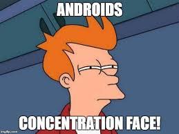 Concentration Meme - futurama fry meme imgflip