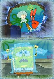 spongebob tear sweater sweater of tears spongebob best sweater 2017
