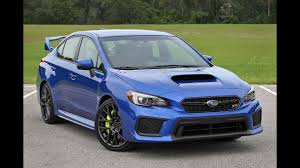 subaru 2018 subaru wrx sti u2013 driven youtube