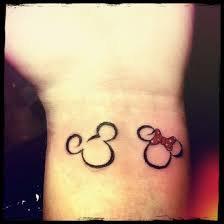 9 best cute disney couple tattoo designs images on pinterest
