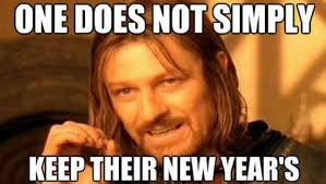New Years Resolution Meme - 23 new years memes that will make you feel good about your failed
