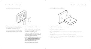 b36t10ra thermostat user manual building 36 technologies llc