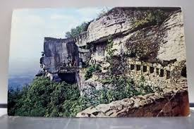 Rock City Gardens Chattanooga Tennessee Tn Rock City Gardens Lookout Mountain Postcard