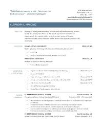 new grad rn resume template best new grad rn resume exles new grad resume template graduate