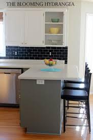 paint kitchen backsplash chalkboard subway tile backsplash for less than 20 hometalk
