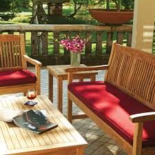 Cushions For Pallet Patio Furniture by Patio Patio Bench Cushion Barcamp Medellin Interior Ideas