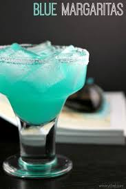 blue lagoon cocktail blue margarita recipe the weary chef