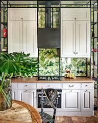 wallpaper kitchen backsplash kitchen backsplash ideas decoratormaker