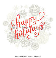 happy holidays text stock images royalty free images vectors