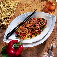 cuisiner des pates chinoises porc sauté aux nouilles chinoises recette minceur weight watchers