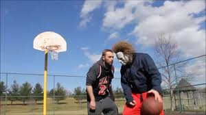 halloween theme background michael myers michael myers tries basketball funny michael myers video youtube