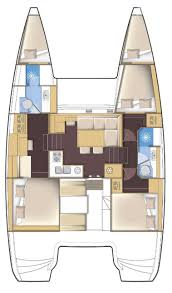 prevost floor plans yacht comparison fountaine pajot catamaran motor yacht my 44 vs