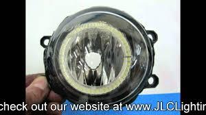 lexus is350 f sport fog lights lexus is250 is350 isf led angel eye fog lights by jlc lighting