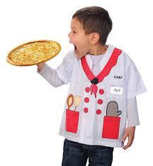 Chef Halloween Costumes Amazon Child Chef Costume Clothing
