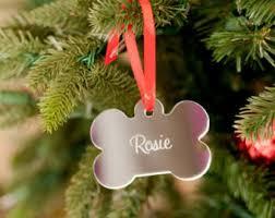 pet christmas tree etsy