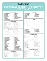 wedding registary your essential wedding registry checklist