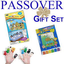 jewish gifts for passover kid u0027s passover craft kit