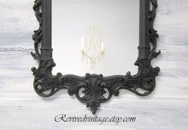 Decorative Framed Mirrors Interior Black Decorative Mirrors For Remarkable Neoclassic