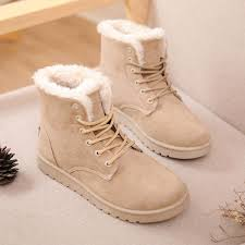 buy womens boots cheap aliexpress com buy winter fashion canvas shoes inside fur