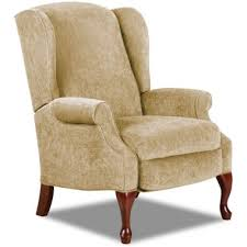Wingback Recliners Chairs Living Room Furniture Like The Idea Of A High Leg Reclining Chair This One Is S