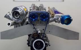 2jz gte turbo 2100 hp drag race engine complete toyota supra 3 0