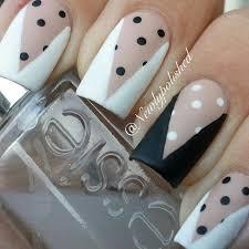 159 best polka dot nails images on pinterest polka dot nails