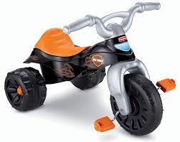 amazon com fisher price harley davidson tough trike toys u0026 games