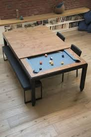 smallest room for a pool table pool dining table diy pool table pool table dining table and diy pool