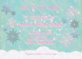winter birthday invitations marialonghi