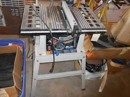 Shopmaster Table Saw Two Day Auction For The U S Bankruptcy Court Trustees Foley Al