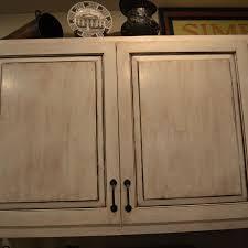 White Glazed Kitchen Cabinets Antique White Glazed Kitchen Cabinets Home Decorating Ideas White