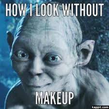 Smeagol Memes - gollum no makeup meme 4k wallpapers