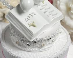 dove cake topper verse bible cake topper with doves and calla accents
