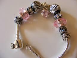 halloween charm bracelet i still wear pink pandora like bracelet without the pandora price
