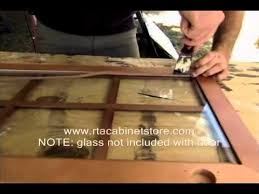 glass mullion kitchen cabinet doors installing mullion doors on rta kitchen cabinets