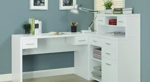 Office Table Desk Table Frightening White Office Desk Edmonton Enjoyable White