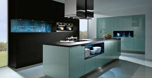 Kitchen Blue Designer Kitchens Uk