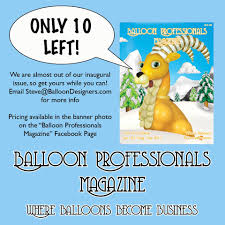 balloon professionals magazine home facebook