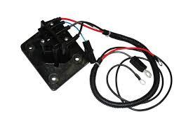 e z go 48v charger receptacle for delta q 613304
