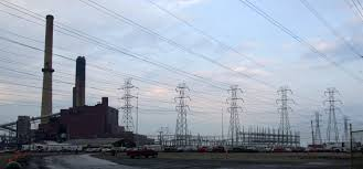 light company in cleveland ohio firstenergy closes 104 year old coal power plant electric rates to