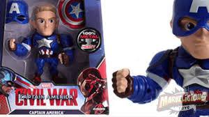 captain america civil war jada toys youtube