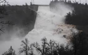 oroville dam spillway hole will continue to erode state official