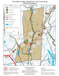 Metro North Maps by Appalachian Trail Conservancy Appalachian Trail Community