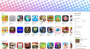 apple revamps the app store u0027s games section with increased focus