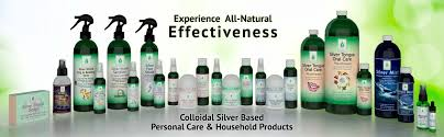 household products silver botanicals colloidal silver personal care products