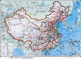 Shanghai Metro Map In Chinese by Transportation Of China