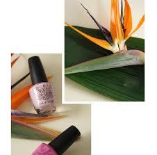 opi nails fiji collection estée lalonde